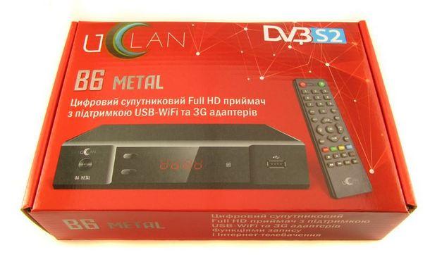 uClan (U2C) B6 Full HD METAL